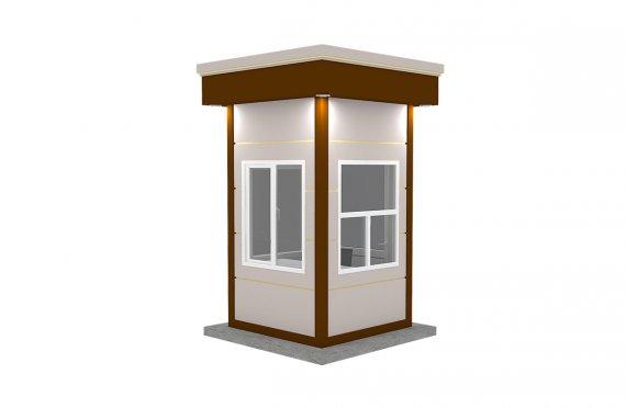 Modern Prefab Cabin 150x150
