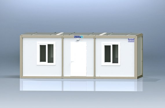 Flat Pack Office Container K1002