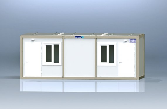 Flat Pack Office Container K2001