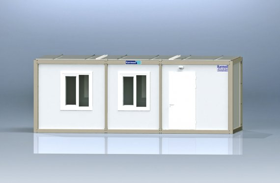 Flat Pack Office Container K2003