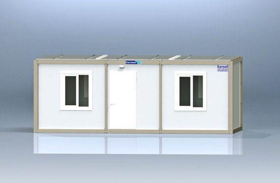 Flat Pack Office Container K7001