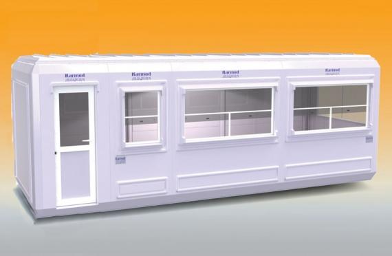 270 X 750 Cabin