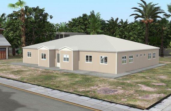 Portable Classroom 289 m²