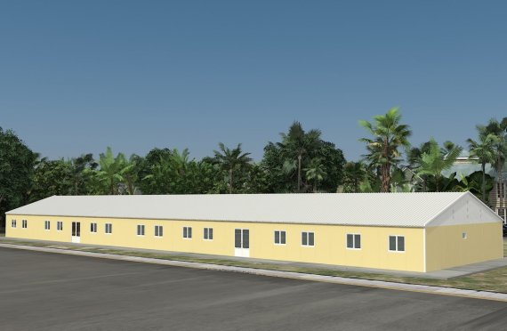 Portable Classroom 681 m²