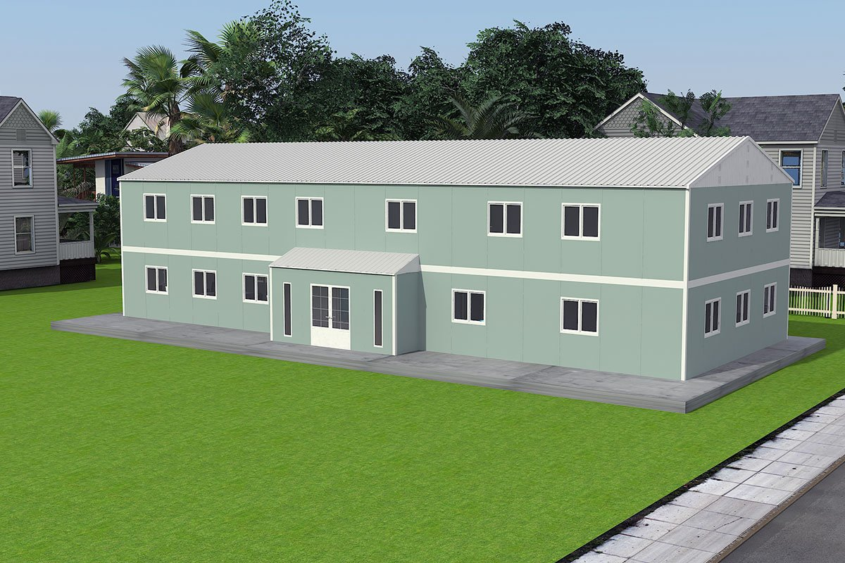 Modular Office Building 415 m²