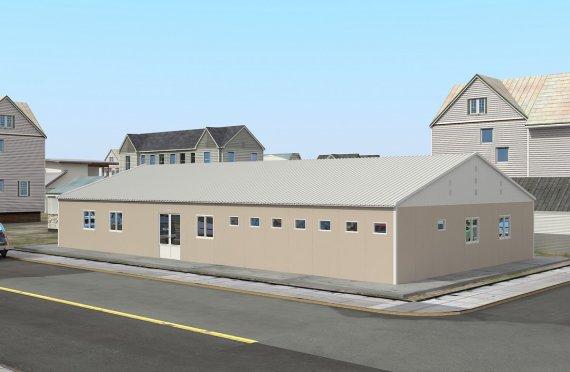 Modular Hospital 275 m²