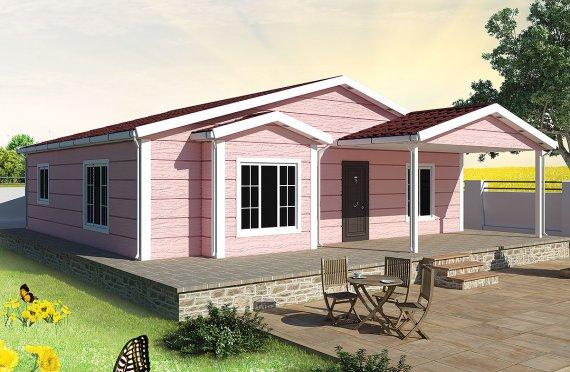 Prefab Home 105 m²