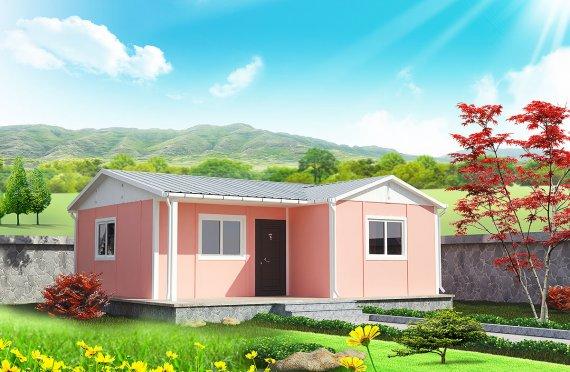 Prefab Home 49 m²