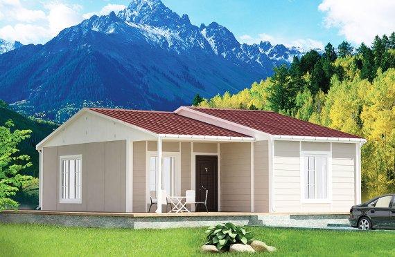 Prefab Home 61 m²