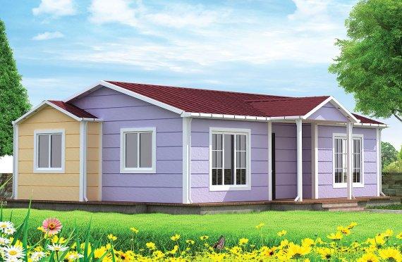 Prefab Home 71 m²