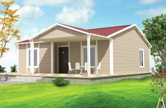 Prefab Home 75 m²