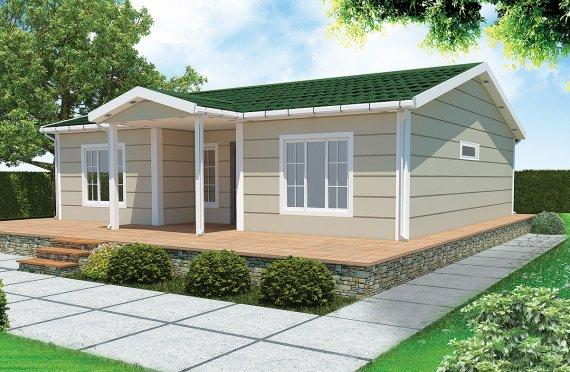 Prefab Home 94 m²