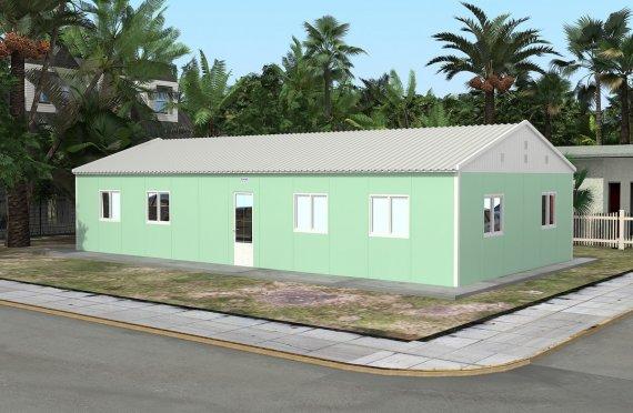 Portable Classroom 117 m²