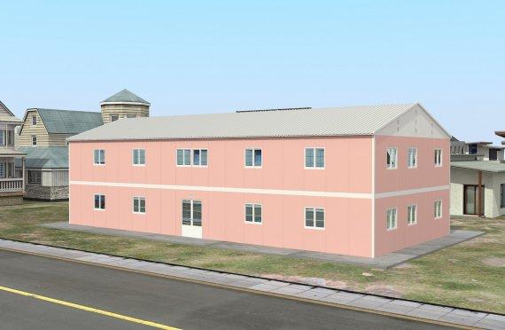 Portable Classroom 480 m²