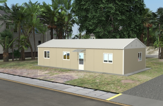 Modular Office Building 90 m²