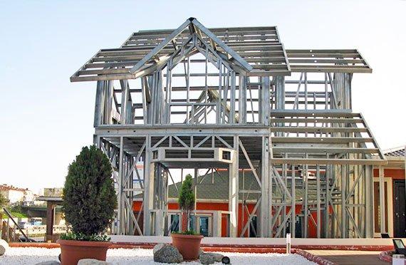 Modern Steel Frame Homes