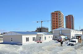 Modular Commercial Building