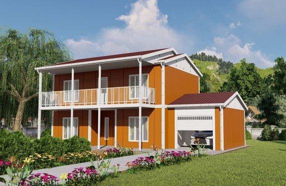Prefabric Villas
