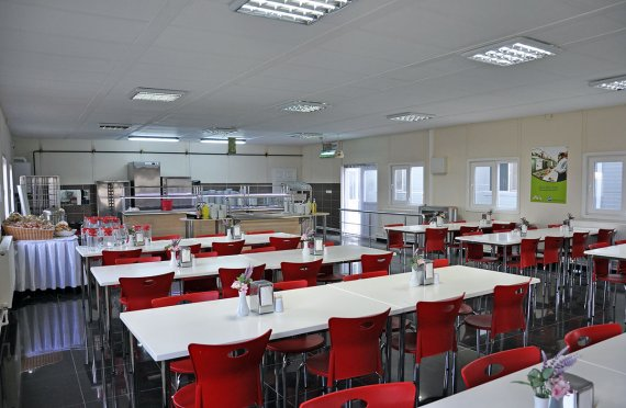 Prefabricated Commercial Kitchen