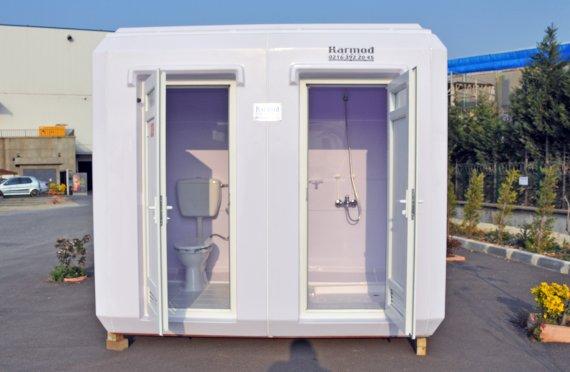 Mobile Toilet & Shower
