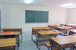 Educational Buildings | Prefabricated high school building