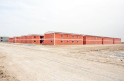 Prefabricated Housing Project in Baghdad