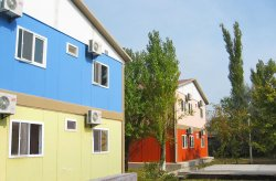 Ukraine holiday village project