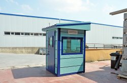Ballistic Rated Guard Booths