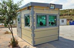 bulletproof cabins