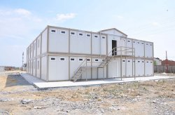 Construction Site Container