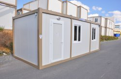 Demountable Container
