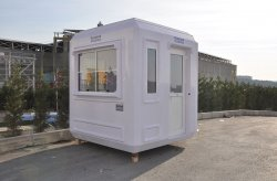 polyester cabin