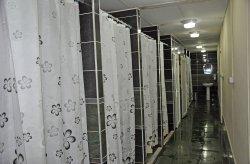 portable wc toilet building