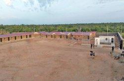 Prefab Military Buildings