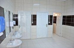 prefab wc toilet