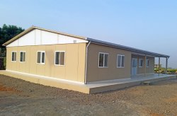 Prefabricated Military Camps
