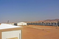 Refugee Camps Containers