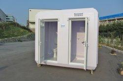 toiletshower kiosk